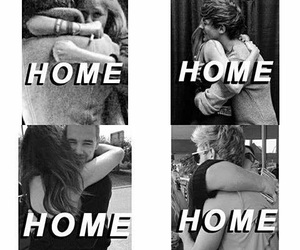 home, thanks, and one image