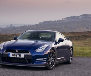 blue, car, and sports car image