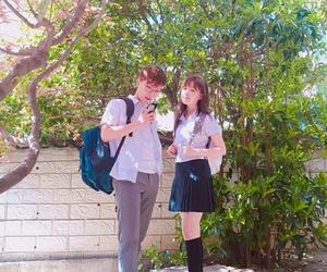 high school, kpop, and south korea image