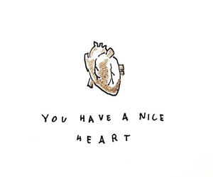 heart, nice, and love image