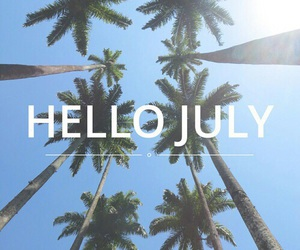 cool, hello, and july image