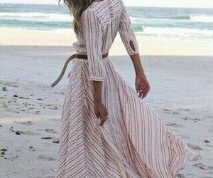playa and vestido image