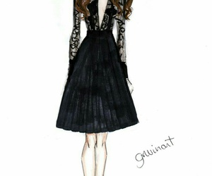 pretty little liars, spencer hastings, and art image
