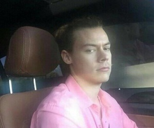 Harry Styles, one direction, and reaction image