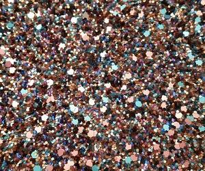 beautiful, glitter, and love image