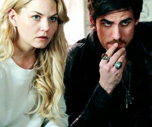 once upon a time, emma swan, and colin o'donogue image
