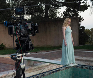 Elle Fanning and the neon demon image