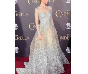 cinderella, fashion, and gown image