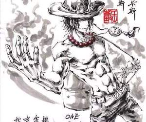 one piece and anime boy image