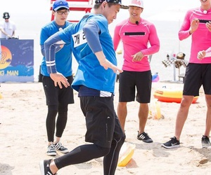 gary, running man, and yoo jaesuk image