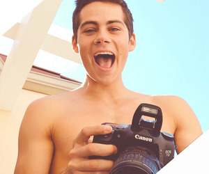 boys, summer, and dylan o'brien image