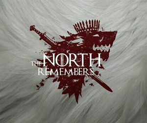 north, remember, and stark image