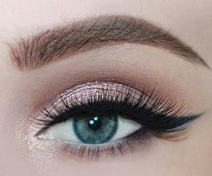 delicate, natural, and eye image