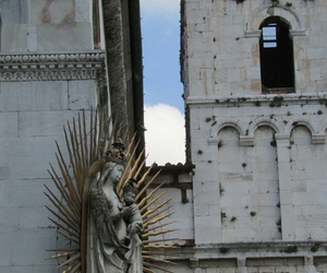 italy, lucca, and photography image