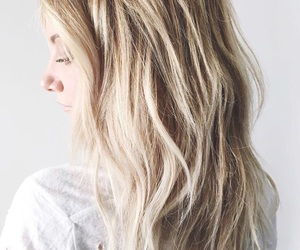 hair, ashley tisdale, and blond image
