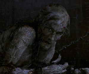 creepy, dorian gray, and portrait image