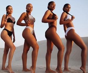 black girl, brown, and magic image