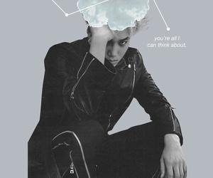 aesthetic, kim jongin, and edit image