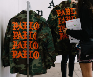 clothes and pablo image