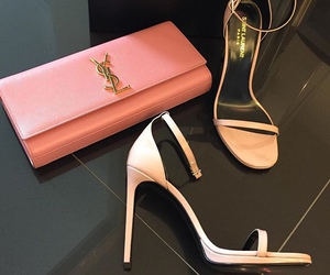 fashion, luxury, and heels image