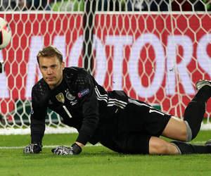 germany, goalkeeper, and manuel neuer image