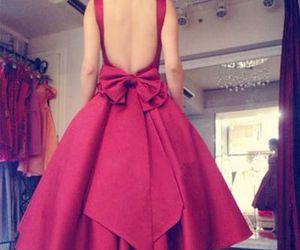 dress, prom dress, and short prom dress image