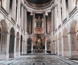 architecture, versailles, and art image