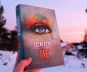 book and ignite me image