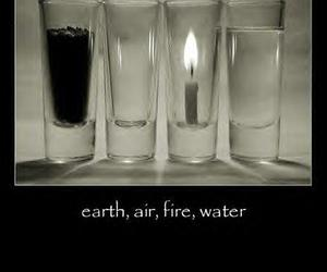 air, earth, and fire image
