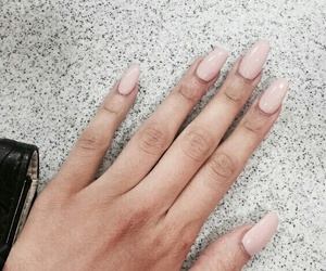 girl, rings, and marble image