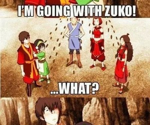 toph, avatar, and zuko image