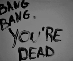 dead, me, and you image
