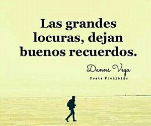 memories, locuras, and frases image