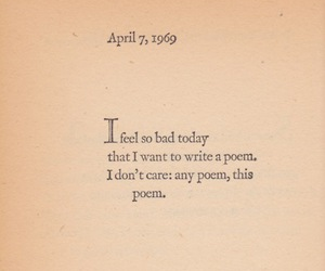 poem, quote, and poetry image