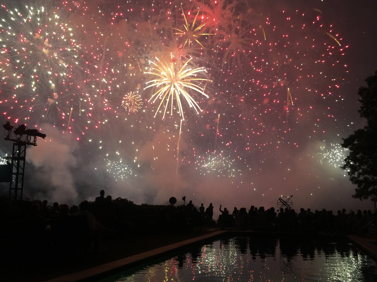 connecticut, fireworks, and bridgewater image