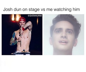 brendon urie, funny, and Hot image