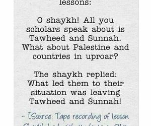 islam, ummah, and tawheed image