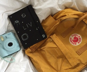 bag, divers, and photography image