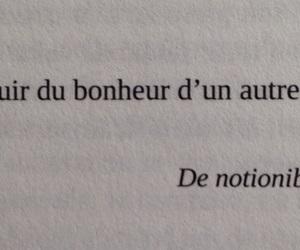 amour, bonheur, and francais image