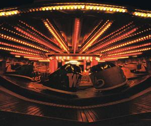 analog, fairground, and film image