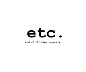 etc, text, and quotes image