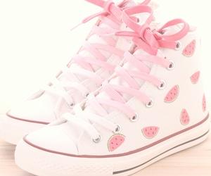 fashion, kawaii, and sneakers image