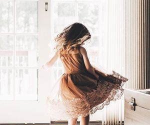 girl, dress, and style image