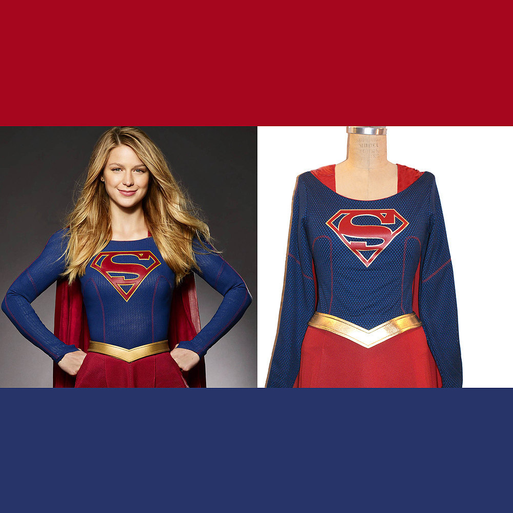 Supergirl Costume Replica... Melissa Benoist Super Girl Costume TV Series Costume or Costume Parts.  sc 1 st  We Heart It & Supergirl Costume Replica... Melissa Benoist Super Girl Costume TV ...