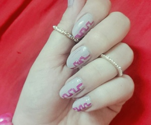 pink, flormar, and وردي image