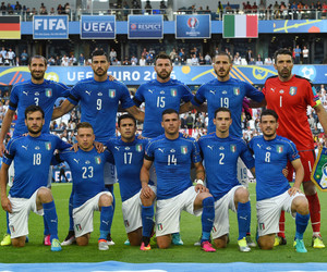 football, italy nt, and euro 2016 image