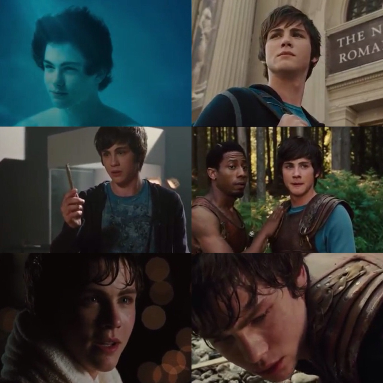 Image About Percy Jackson In Perc By Mj On We Heart It