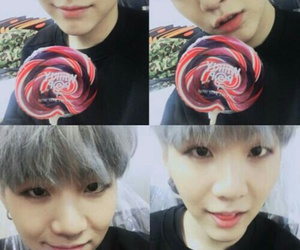 candy, oppa, and bts image