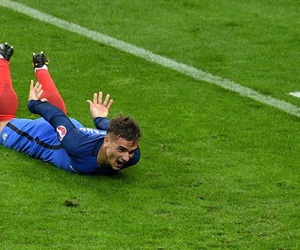 griezmann, france, and euro2016 image