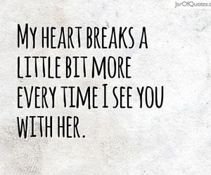 best friends, heart, and heart break image